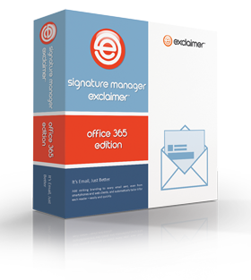 Signature Manager Office 365 Edition